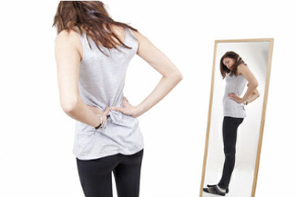 Anorexia Is Rooted in Body-Image Issues